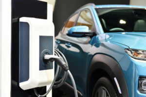 Bentonville Electric Car Charger